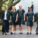 紐西蘭 — 奧克蘭(Auckland)各中學制服介紹 Part4