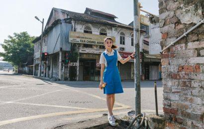 馬來西亞中學制服外拍 Jowyn Chow  攝影: Goh Hong Lip