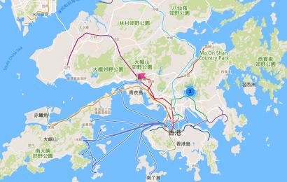 [網站開發] 香港小學制服地圖上線