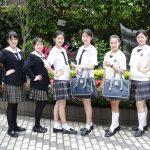 美姿美儀氣質出眾,稻江護家日系制服令人驚艷