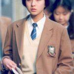 廣末涼子 JK 時期偷拍照片