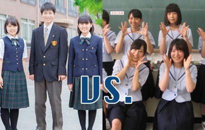 比球技也比制服,來看看今年夏季甲子園前幾名球隊的學校制服吧!