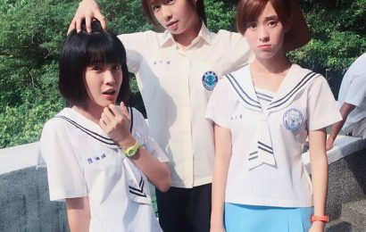 台灣電視劇 《飛魚高校生》