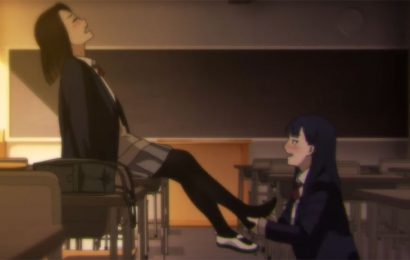 《絲襪視界》第八集概述及圖集