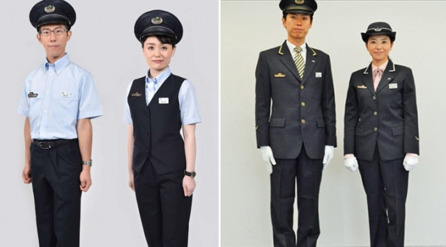 JR東日本制服改版 男女將同一款式 女乘務員告別裙裝