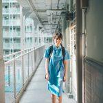 【Hong Kong School Uniform Vol.20】西環 瑪利諾神父教會學校 (MD:Carrie Manju.饅頭,攝影師:Junjou Aesthetics 純情美學)