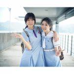 【Hong Kong School Uniform Vol.6 笨蛋女孩s】 天水圍循道衛理中學、羅定邦中學 (MD:風兒、小杏,攝影:Junjou Aesthetics 純情美學)