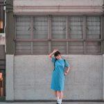 【Saki in Hong Kong School Uniform Vol.15 山竹到臨前夕】 瑪利諾神父教會學校 (MD:Saki 小崎,攝影:楊聰聰攝影速報)