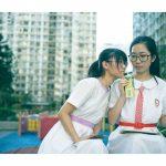 【Hong Kong School Uniform Vol.12】 如陽光… 迦密柏雨中學、保良局某中學 (MD:汐然、小鯨;攝影:Junjou Aesthetics 純情美學)