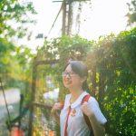 【Hong Kong School Uniform Vol.19】YOUR SMILE 博愛醫院鄧佩瓊紀念中學 (MD:Coni,攝影:Saki 小崎)