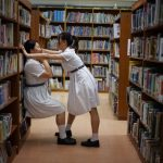 【Hong Kong School Uniform Vol.9】School Life 裘錦秋中學(元朗) (MD:Fuko、Koneko,攝影:Saki 小崎)